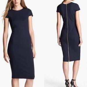 Felicity & CoCo Full Back Zip Pencil Dress